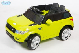 Электромобиль BARTY Range Rover Evoque М999МР (HL 1638) зелёный (4)