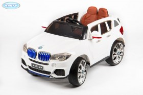 BARTY BMW X5 M555MP  F15 Performance Белый (4)
